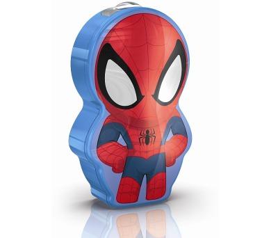 Disney Spider-man BATERKA LED 0,3W bez baterií Philips 71767/40/16