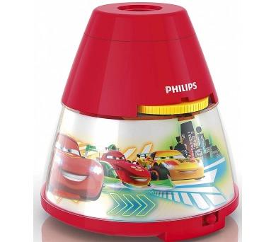 Disney Cars PROJEKTOR LED 0,1W bez baterií Massive 71769/32/16