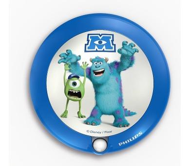 DISNEY SVÍTIDLO NOČNÍ SE SENZOREM Monsters University Massive 71771/55/16