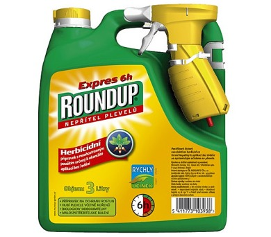 Roundup Expres 6h 3 l