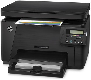 Tiskárna multifunkční HP Color LaserJet Professional M176n A4