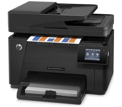 Tiskárna multifunkční HP Color LaserJet Professional M177fw A4