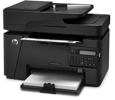 Tiskárna multifunkční HP LaserJet Pro M127fn A4