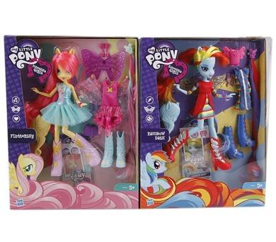 Hasbro Equestria girls s doplňky + DOPRAVA ZDARMA