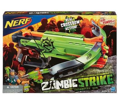 Hasbro Zombie kuš + DOPRAVA ZDARMA