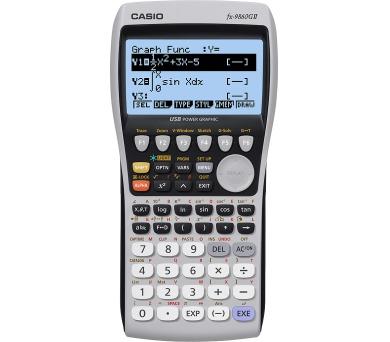 Casio FX 9860G II (b) + DOPRAVA ZDARMA