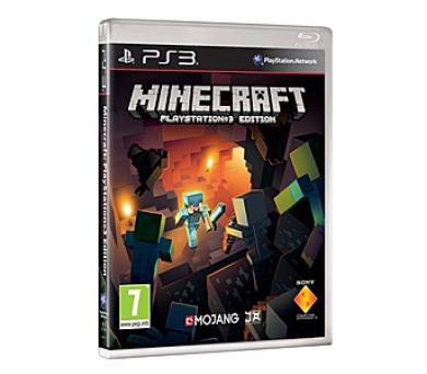 Sony PlayStation 3 Minecraft + DOPRAVA ZDARMA