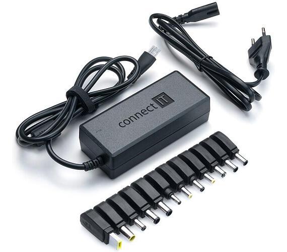 Napájecí adaptér Connect IT CI-132 univerzální pro notebooky