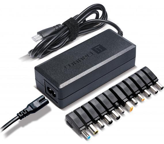 Napájecí adaptér Connect IT CI-133 univerzální pro notebooky