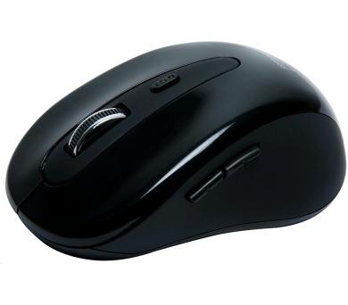 Myš Connect IT Wireless CI-66 / optická / 5 tlačítek / 1600dpi - černá