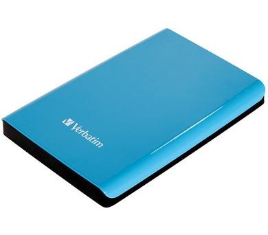 Verbatim Store 'n' Go 1TB USB 3.0 - modrý