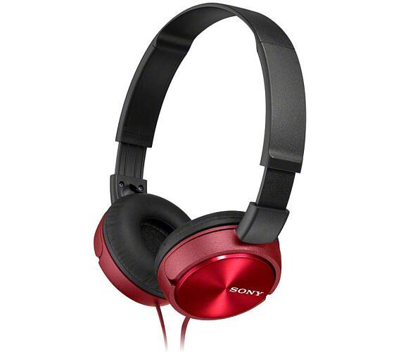 Sony MDRZX310APR.CE7 - červená + DOPRAVA ZDARMA