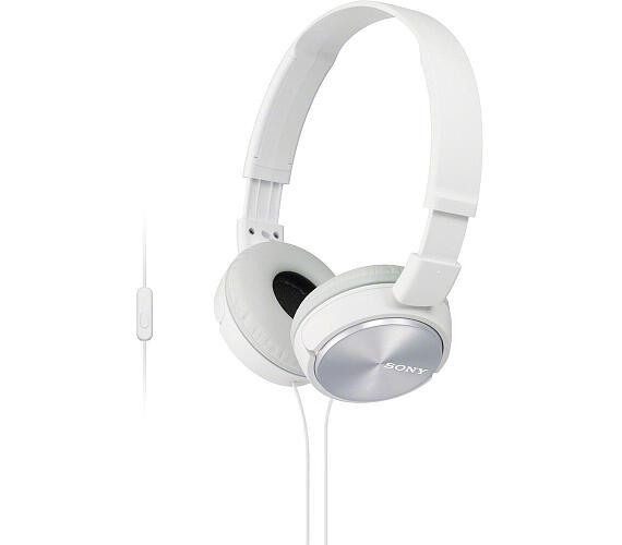 Sony MDRZX310APW.CE7 - bílá + DOPRAVA ZDARMA