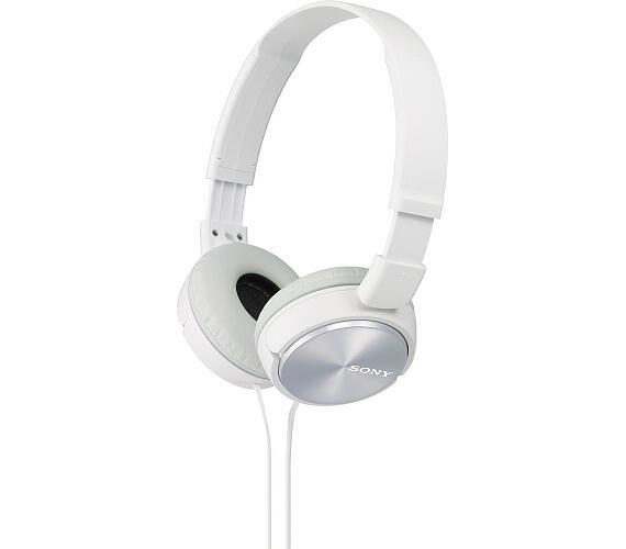 Sony MDRZX310W.AE - bílá