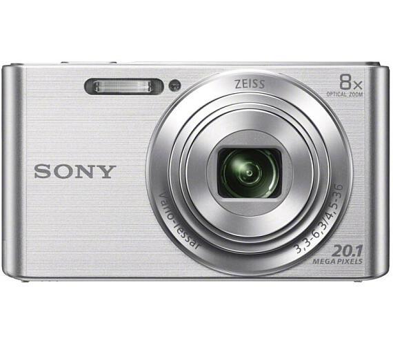 Sony DSC-W830S + DOPRAVA ZDARMA
