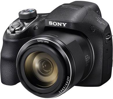 Sony DSC-H400B + DOPRAVA ZDARMA