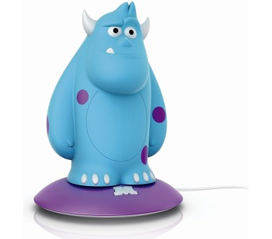 DISNEY STOLNÍ LAMPA Softpal Sulley LED Massive 71705/83/16