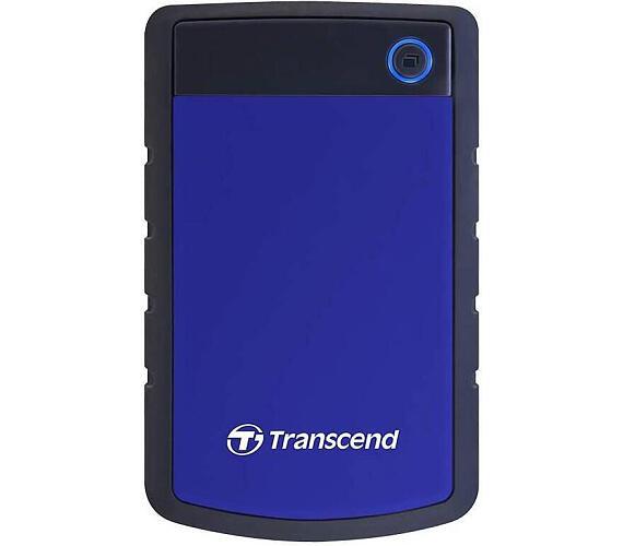 Transcend StoreJet 25M3B 2TB - modrý