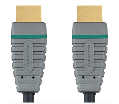 Bandridge Blue Blue HDMI 1.4