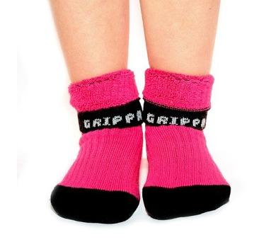 Snuguns booties - růžové
