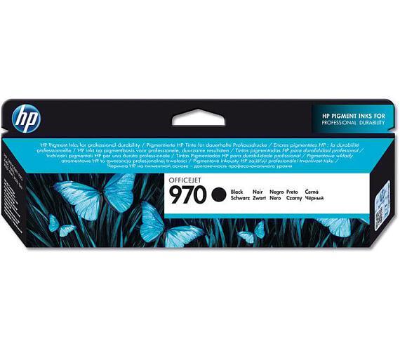 Inkoustová náplň HP 970 černá