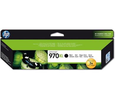 Inkoustová náplň HP 970XL černá