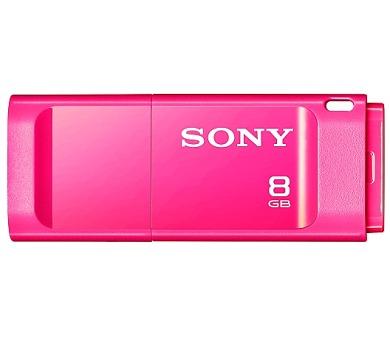 Sony Micro Vault X 8GB USB 3.0 - růžový