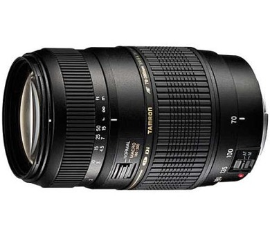 Tamron AF 70-300 mm F/4-5.6 Di LD Macro 1:2 pro Nikon + DOPRAVA ZDARMA