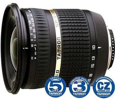 Tamron SP AF 10-24mm F/3.5-4.5 Di-II LD Asp.(IF) pro Nikon + DOPRAVA ZDARMA