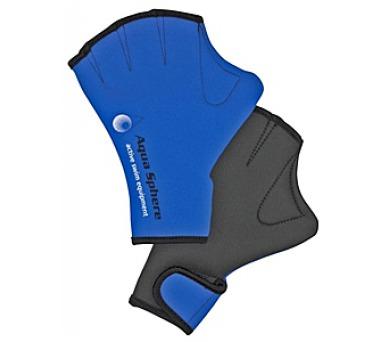 Plavecké rukavice Aqua Sphere Aquafitness S