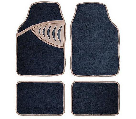 Compass textilní SHARK 4 ks béžové