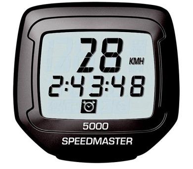 Sigma SPEEDMASTER 5000 - černá