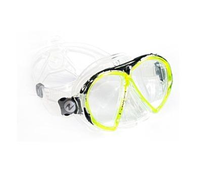 Potápěčská maska Favola silikon transparent - univerzální + DOPRAVA ZDARMA