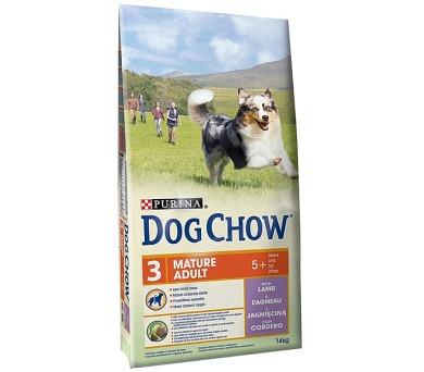 Granule Purina Dog Chow Mature Adult jehněčí 14 kg + DOPRAVA ZDARMA