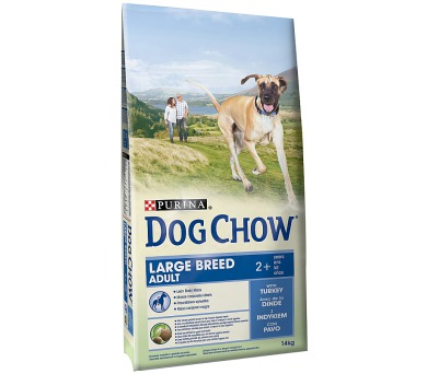 Granule Purina Dog Chow Adult Velká plemena krůta 14 kg