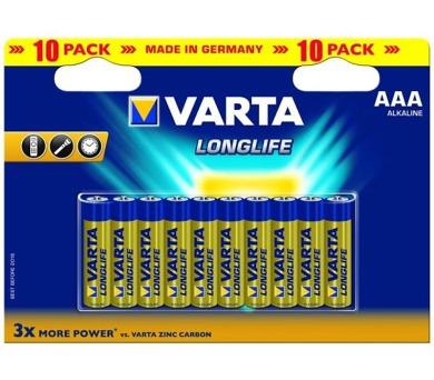 Varta LR03 ALKALINE LONGLIFE