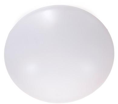 SVÍTIDLO STROPNÍ LED 12W IP44 (300) PLAST Massive EX000/01/69 + DOPRAVA ZDARMA
