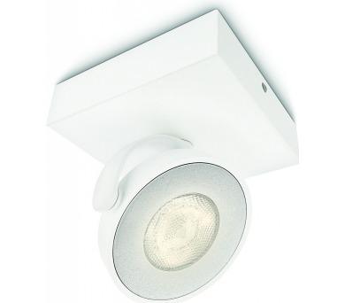 CLOCKWORK SVÍTIDLO BODOVÉ LED BÍLÁ 1x4W Philips 53170/31/16 + DOPRAVA ZDARMA