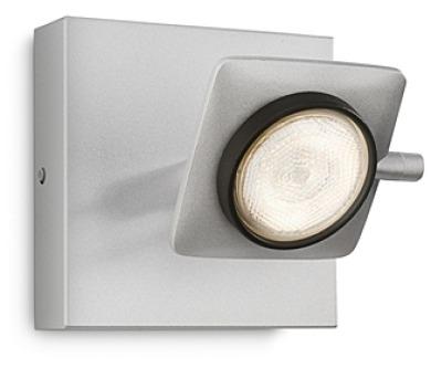 MILLENNIUM SVÍTIDLO BODOVÉ LED HLINÍK 1x4W Philips 53190/48/16 + DOPRAVA ZDARMA