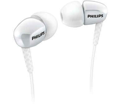 Philips SHE3900W - bílá