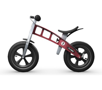 FirstBIKE RACING red