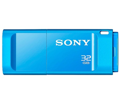 Sony Micro Vault X 32GB USB 3.0 - modrý + DOPRAVA ZDARMA