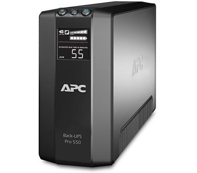 APC Power Saving Back-UPS Pro 550VA + DOPRAVA ZDARMA