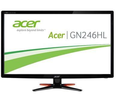 """Acer GN246HLBbid 24"""",LED"""