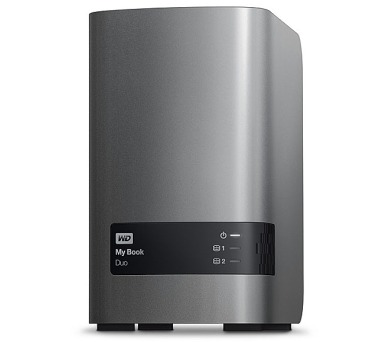 "HDD ext. 3,5"" Western Digital My Book Duo 6TB USB 3.0"