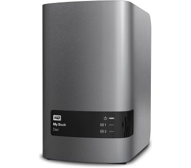 "HDD ext. 3,5"" Western Digital My Book Duo 8TB USB 3.0 + DOPRAVA ZDARMA"