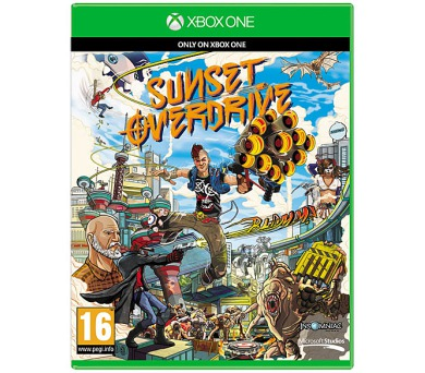 Microsoft Xbox One Sunset Overdrive