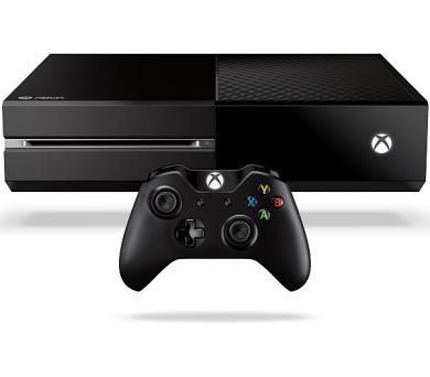 Microsoft Xbox One 500GB - černá