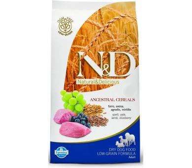 N&D Low Grain DOG Adult Maxi Lamb & Blueberry 12kg