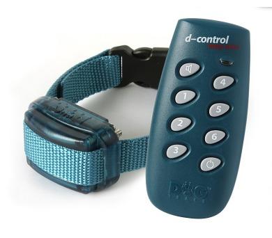 d-control easy mini - elektronický výcvikový obojek Dog Trace